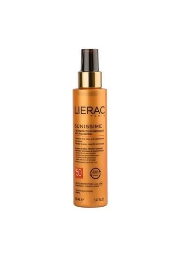 Lierac Sunissime Energizing Protective Milk Spf 50   150 Ml Renksiz
